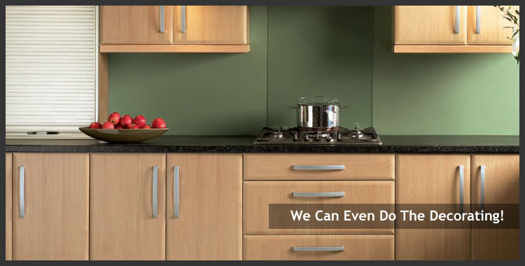 kitchens designed and fitted.  Fitted Kitchens Bolton Bespoke Kitchen Design